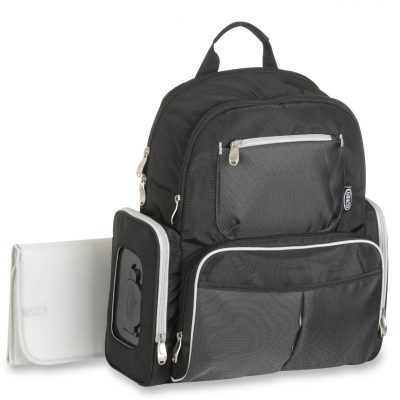 86dc9468d185 Graco Bag - Gotham Backpack Diaper Bag Review