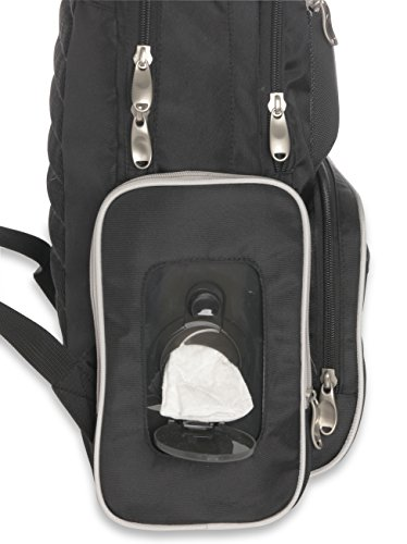 A popular diaper bag is the Graco diaper backpack