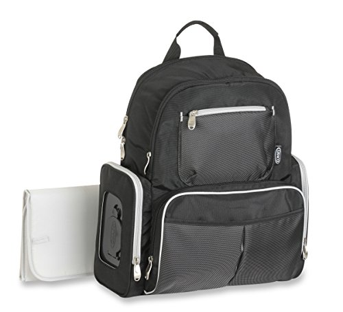 Top 5 Best Backpack Diaper Bags for Men | Graco Gotham Diaper Bag Backpack