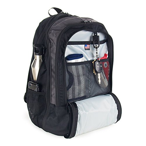 Best Mens Diaper Bag - Dadgear Backpack Diaper Bag
