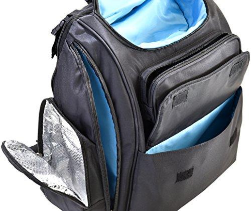 backpack diaper bag for dad | Bag Nation Diaper Bag Backpack