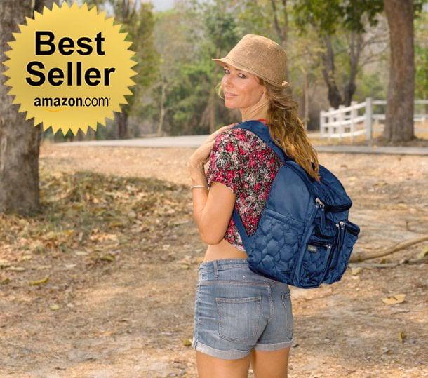 Wallaroo Diaper Bag Backpack Reviews