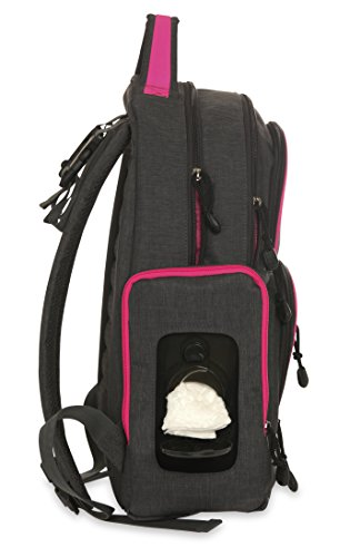 Carter's Sport Backpack Diaper Bag review