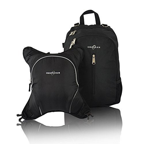 Obersee Bern Diaper Bag Backpack2