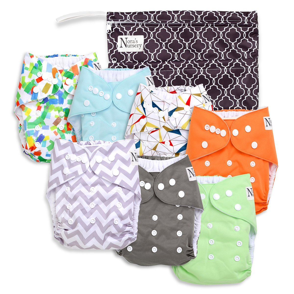 Types of Diapers: Cloth Diapers vs Disposable Diapers