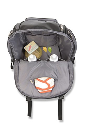 jeep perfect pockets backpack diaper