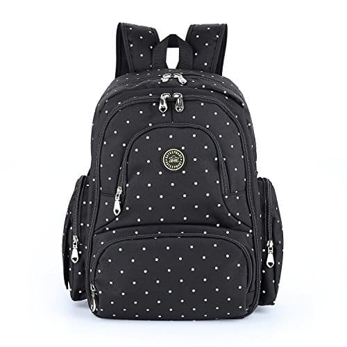 the ultimate guide to the best backpack diaper bag of 2017. Black Bedroom Furniture Sets. Home Design Ideas