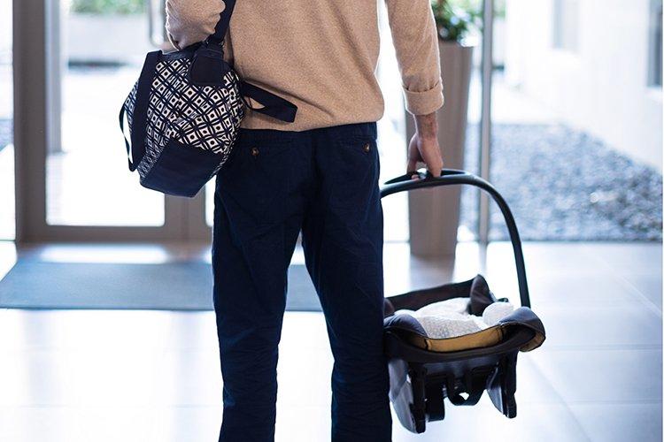 Dad Hospital Bag Checklist