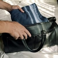 What to pack in hospital bag for dad