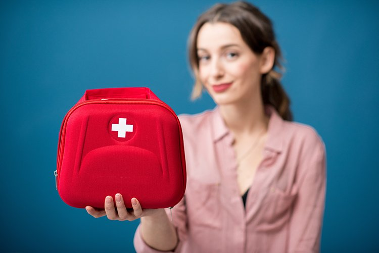 First Aid Kit for Toddlers