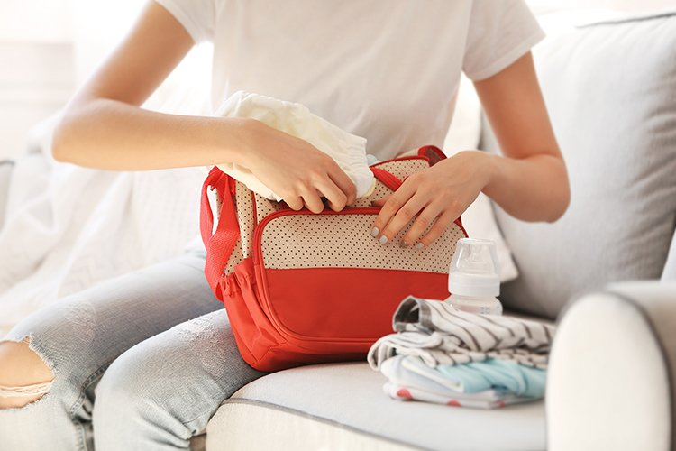 Top Tips for Packing a Diaper Bag