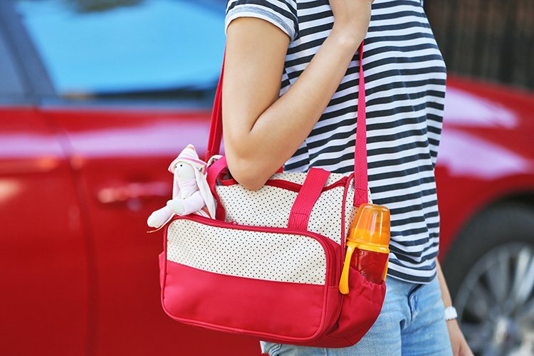 Toddler Diaper Bag Essentials